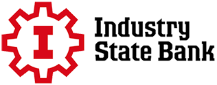 Industry State Bank logo